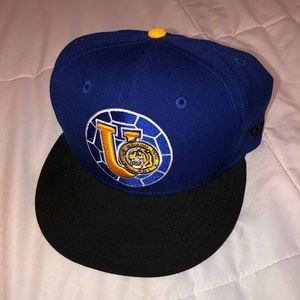 NWOT UANL Tigres Fitted Hat